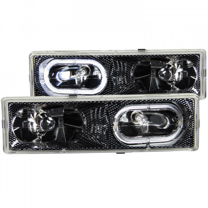 Anzo Crystal Headlights
