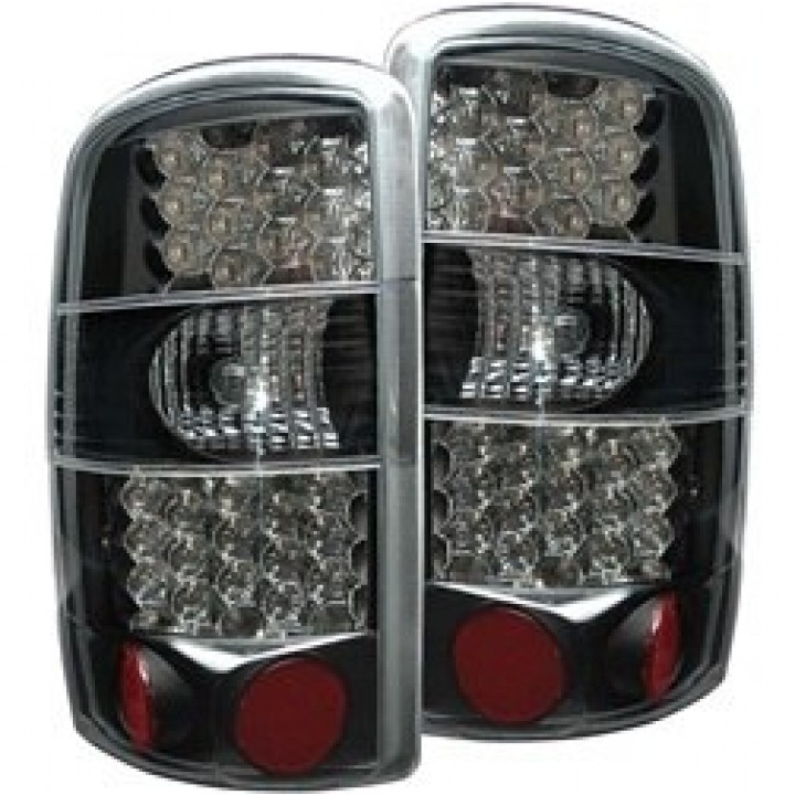 Anzo Black LED Tail Light