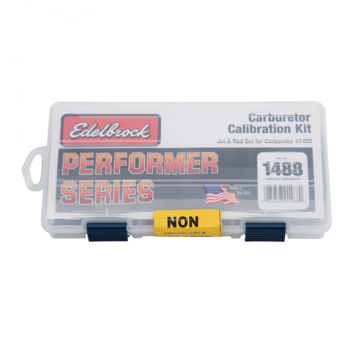 Edelbrock 1488 - Performer Series Carburetor Calibration Kits