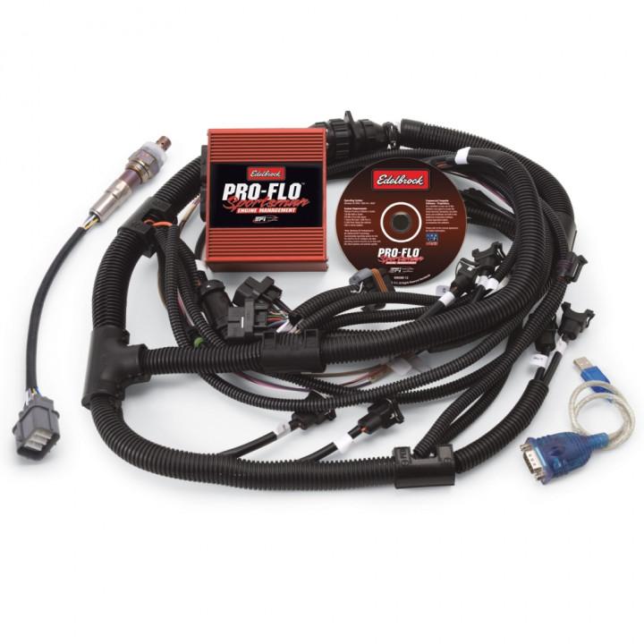 Edelbrock 3666 - Pro-Flo XT Sportsman EFI System