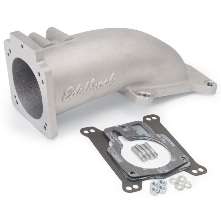 Edelbrock 3847 - Throttle Body Intake Elbows