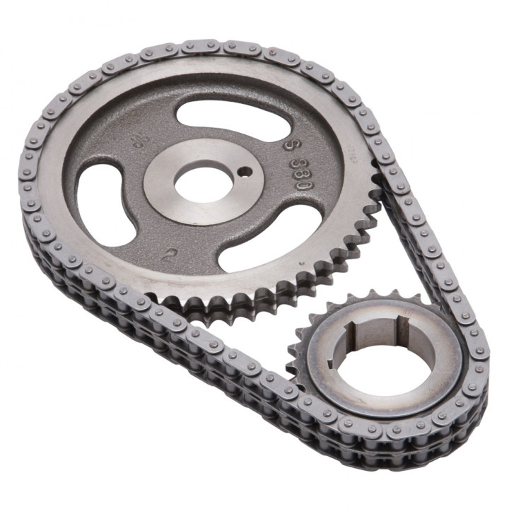 Edelbrock 7804 - Performer-Link True Roller Timing Chain Sets