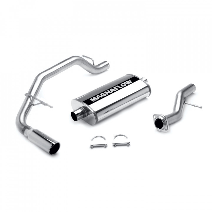 Magnaflow MF Series Cat-Back Exhaust System