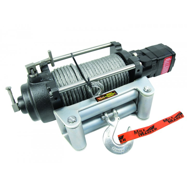 Mile Marker H Series Hydraulic Winch