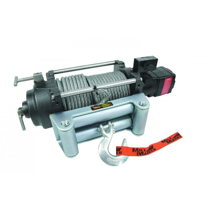 Mile Marker HI Series Hydraulic Winch