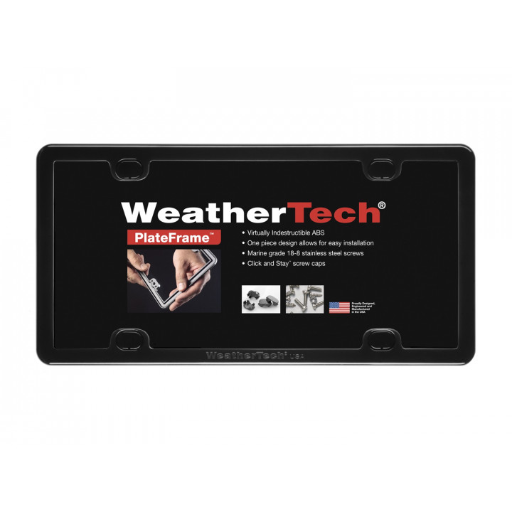 WeatherTech ClearFrame License Plate Frame