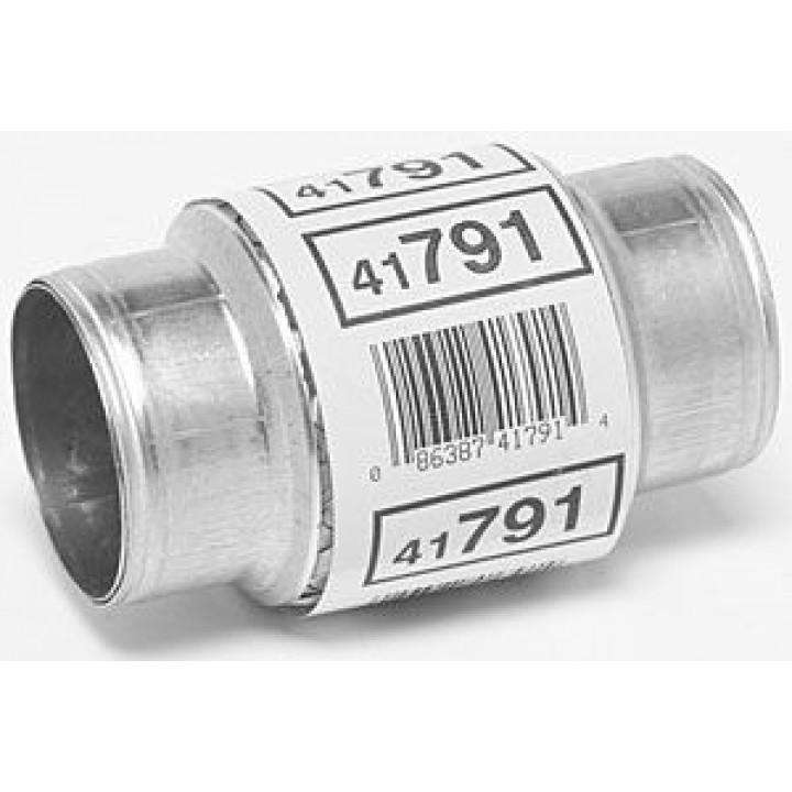 """DynoMax 41791 - Walker Universal Flex Pipes - w/o Bushings 1 3/4"""" ID x 4"""" OAL"""