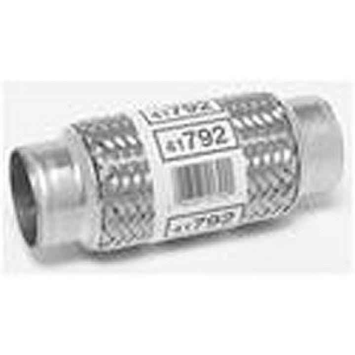 """DynoMax 41792 - Walker Universal Flex Pipes - w/o Bushings 1 3/4"""" ID x 6"""" OAL"""