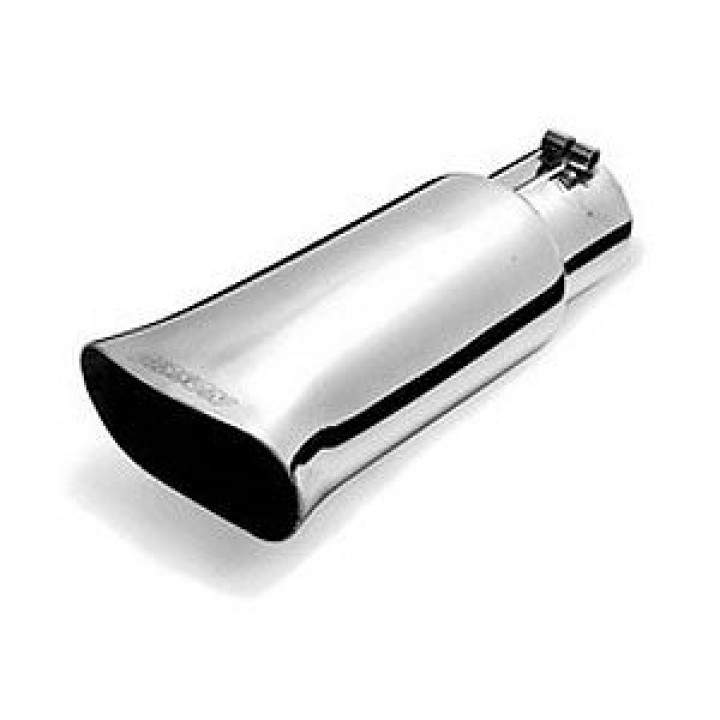 Gibson 500423 - Polished Stainless Steel Tip (Polished T304 Stainless  )