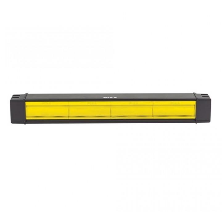 "PIAA 22-07218 - RF Series 18"" LED Light Bar Yellow Fog Beam Kit"