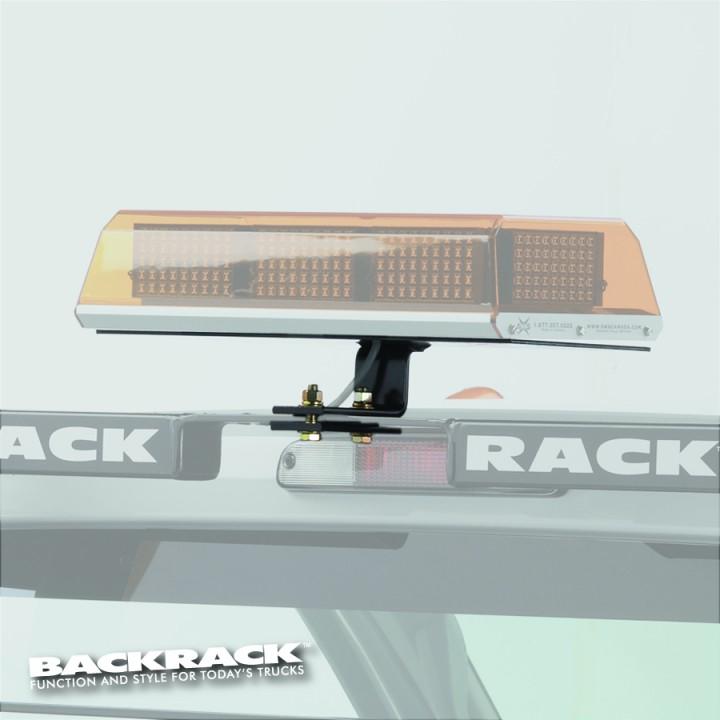 Back Rack 91002REC - Light Bracket
