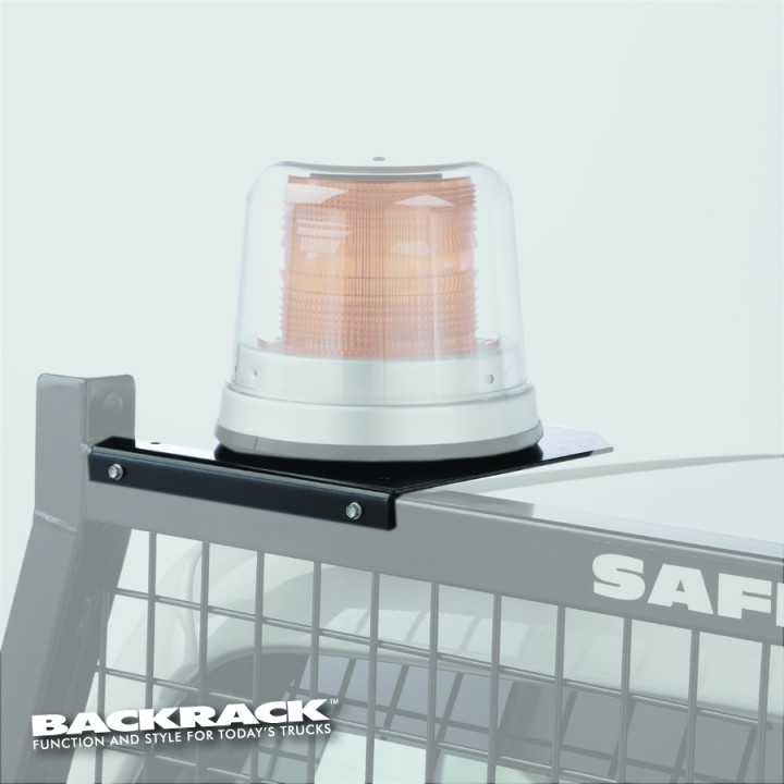 Back Rack 41000 - Multi-Use Bracket - 10.5 in. x 10.5 in. Mounting Platform - Incl. 2 Self Tapping Screws - Backrack And Safety Rack