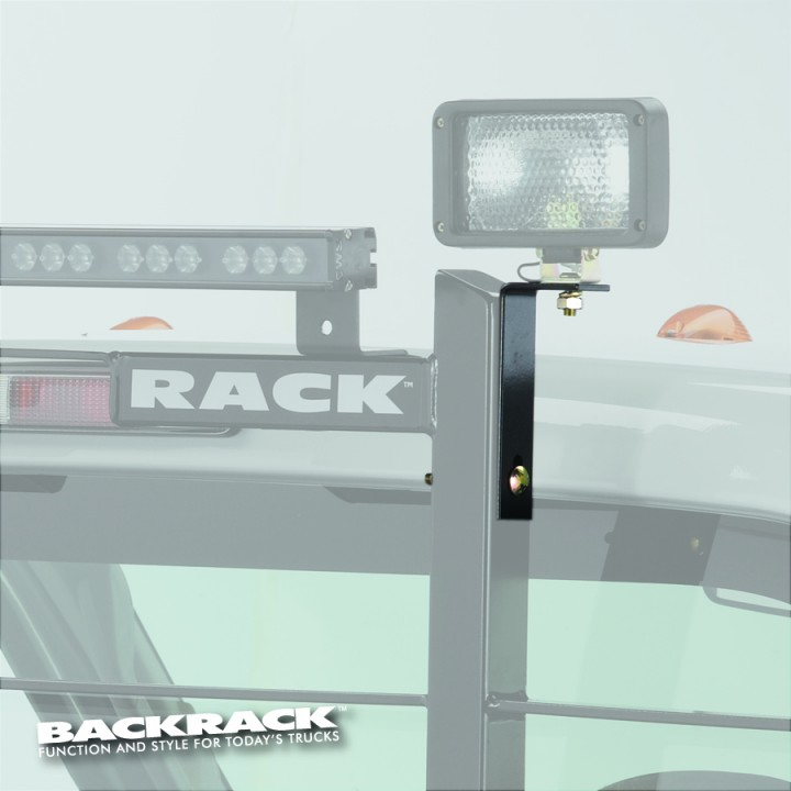 Back Rack 91005 - Sport Light Brackets