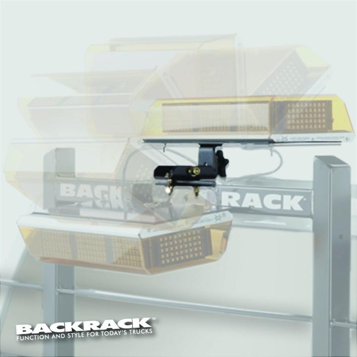 Back Rack 91002RECF - Light Bracket