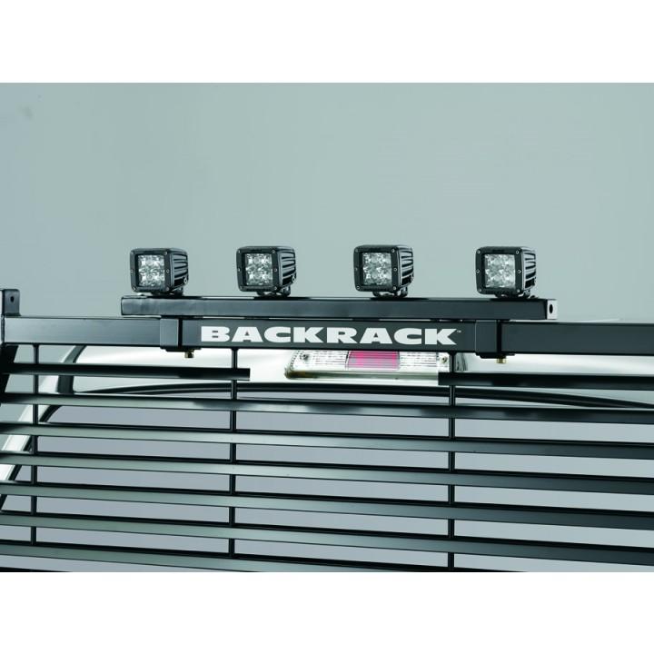 Back Rack 42005 - Off Road Light Bracket - Clamp On - Universal For All Racks