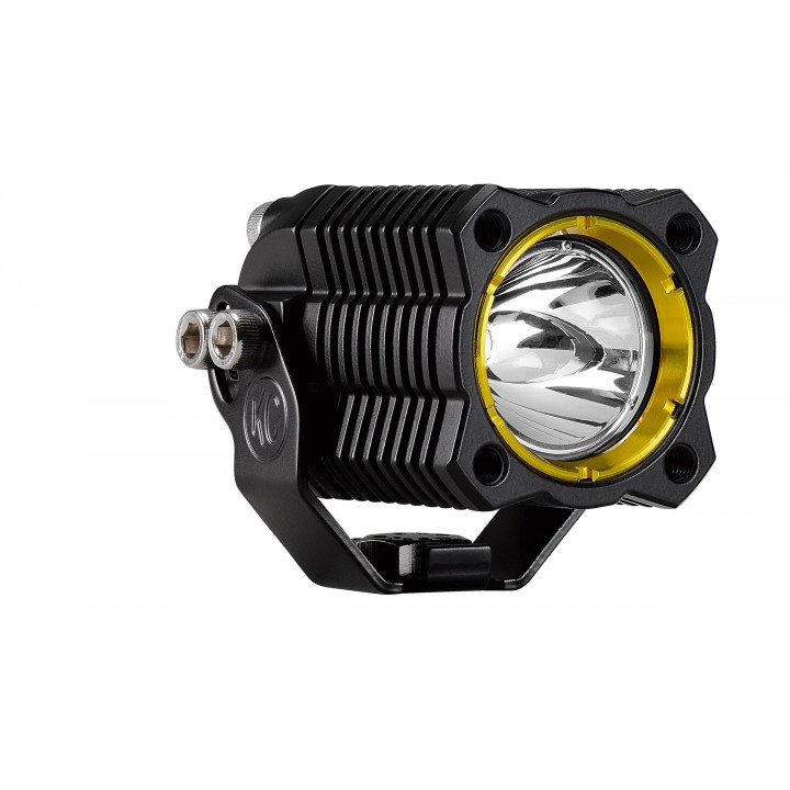 KC HiLiTES 1270 - KC Flex - LED Single Spot (No Harness) 10w (each)