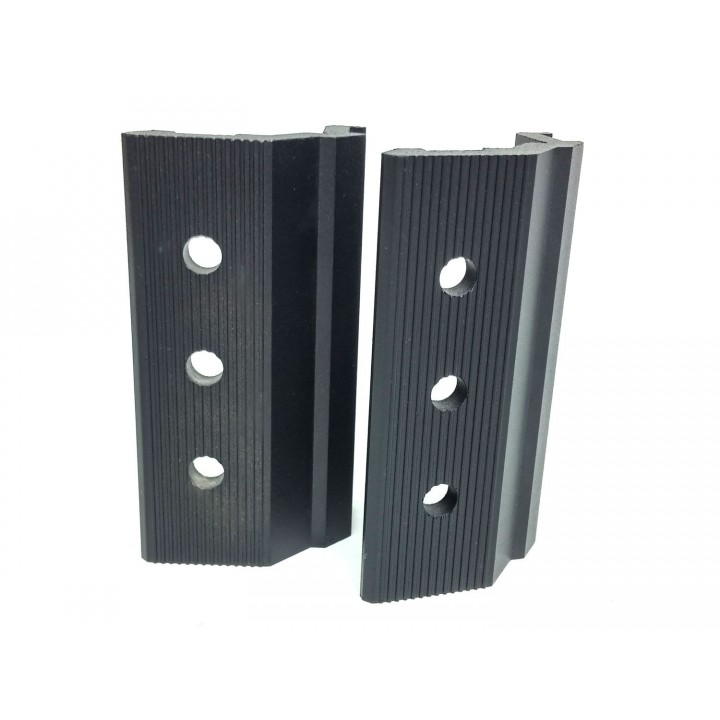 KC HiLiTES 12725 - KC Flex - Stacker End Brackets (pair)