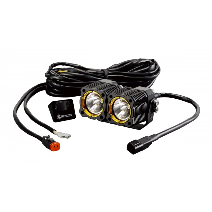 KC HiLiTES 272 - KC Flex - LED Dual Spread System 20w (each)