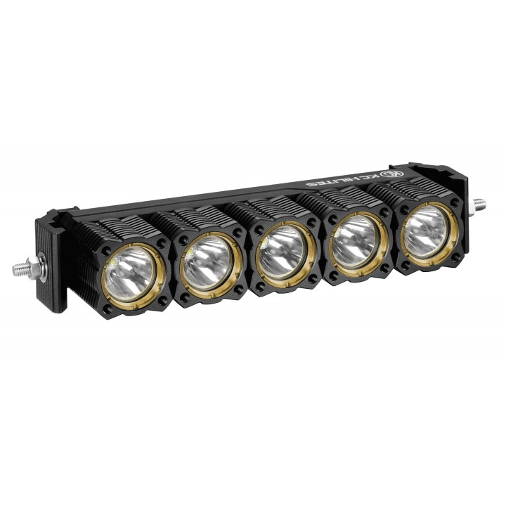 "KC HiLiTES 273 - KC Flex - LED 10"" Array Spot System 50w (each)"