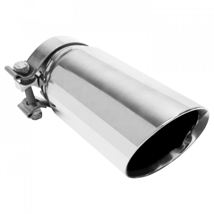 "Magnaflow 35210 - Universal Exhaust Tip - 3.5"" Dia. Round"