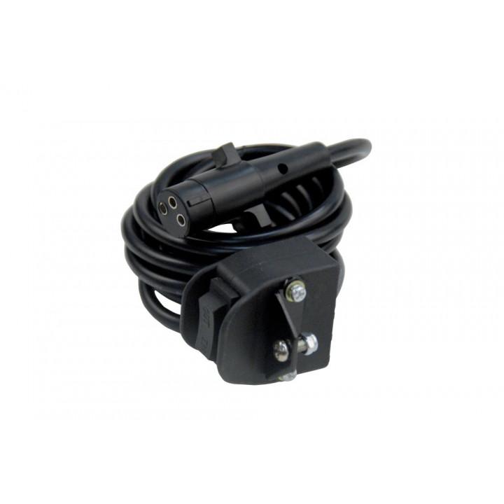 Mile Marker 93-50106C - ATV Handlebar Control - For Use w/Mile Marker ATV/UTV Winches - w/IP67 Plug