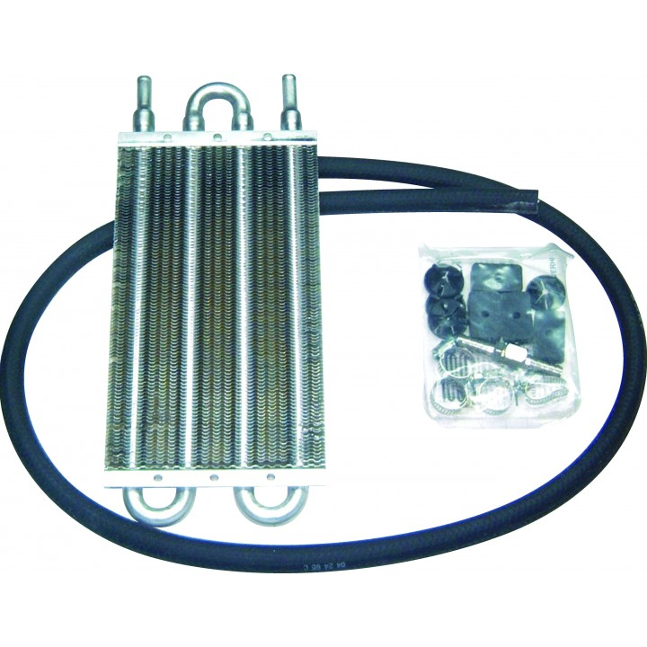Mile Marker 24-50010 - Hydraulic Winch Cooler - 5 x 12 x 0.5 - 3/8 Line