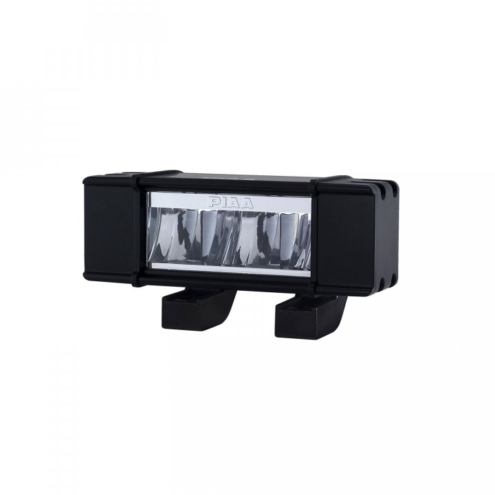 PIAA-07206 - Rf6 Led Light Bar - Single Fog Kit W/ Wiring Harness