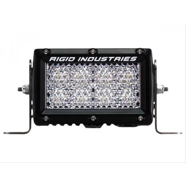 Rigid Industries 104512 - E-Series 60 Deg. Diffusion LED Light - (Surface Mount) - (4 in.) - (Single)