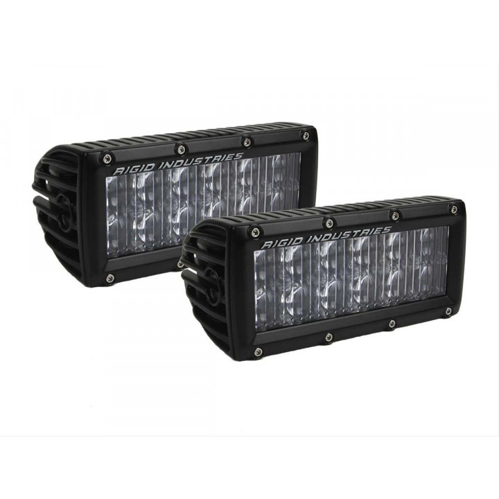 Rigid Industries 106612 - E-Series Driving Light -(6 in.) - (Set Of 2)