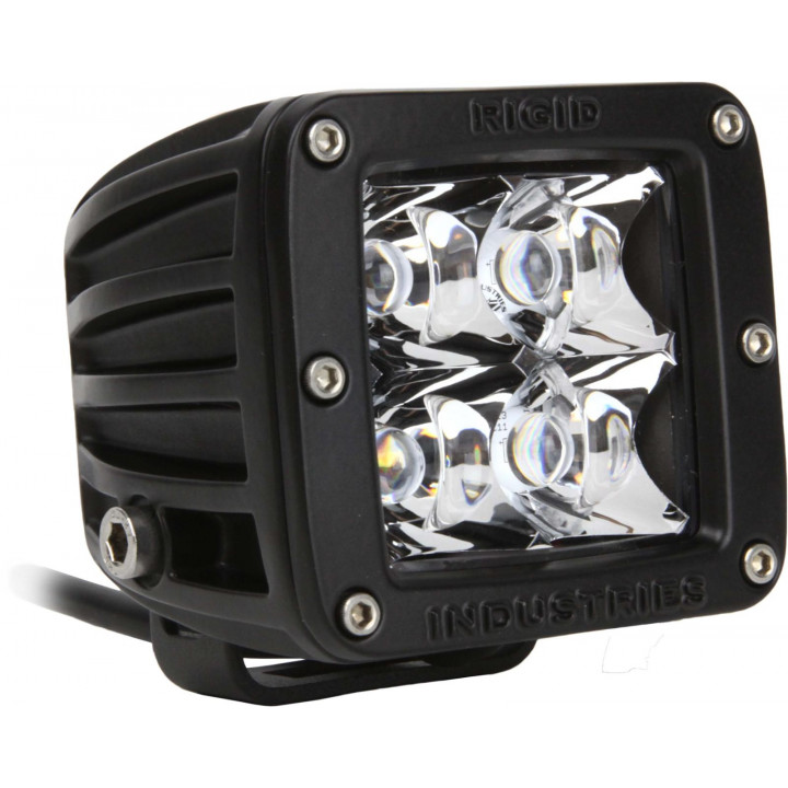 Rigid Industries 20121 - Dually - Spot - Single