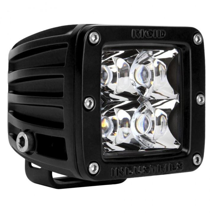 Rigid Industries 20125 - Dually - Spot - Single - Green