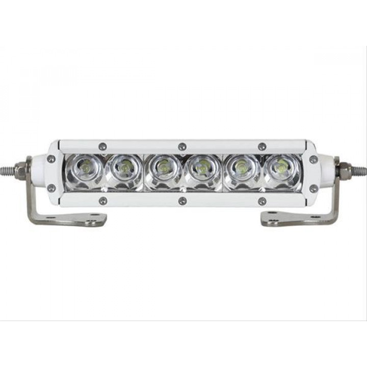 Rigid Industries 30621 - SR Series Marine LED Light - (6 in.) - Spot