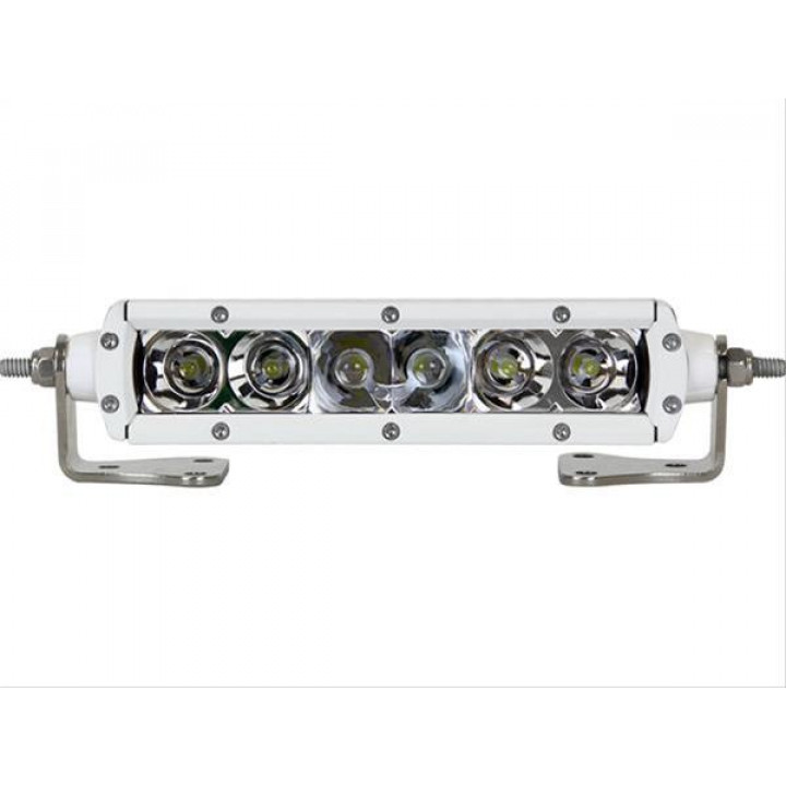 Rigid Industries 30631 - SR Series Marine LED Light - (6 in.) - Spot/Flood Combo