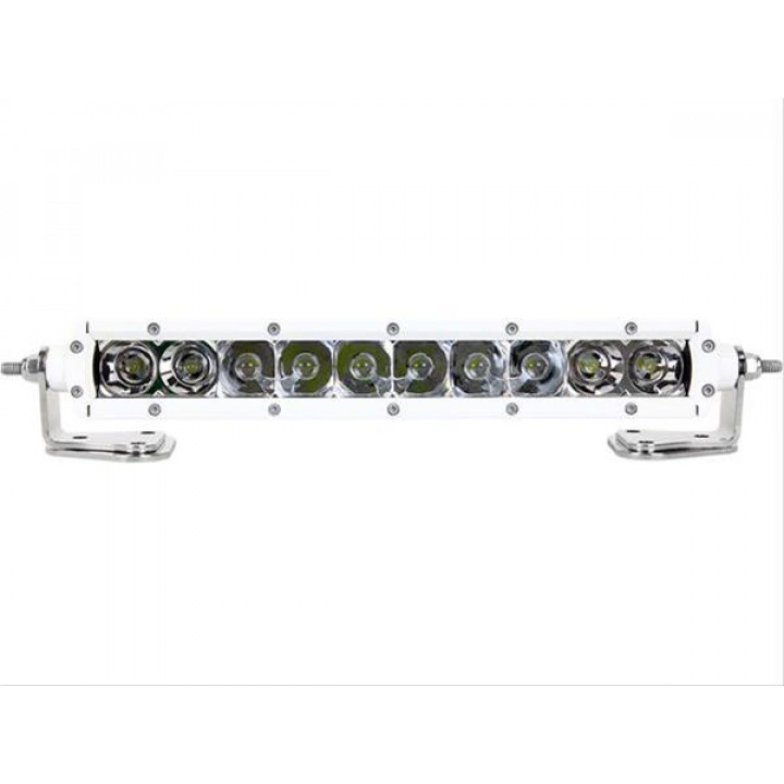 Rigid Industries 31031 - SR Series Marine LED Light - (10 in.) - Spot/Flood Combo