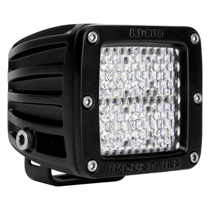 Rigid Industries 50151 - D2 - 60 Deg. Lens - Single
