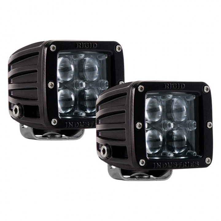 Rigid Industries 50471 - D2-Series LED Light - (Surface Mount)