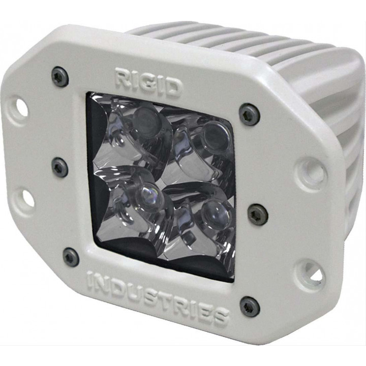 Rigid Industries 61121 - M-Series - Flush Mount - Dually - Spot - Single