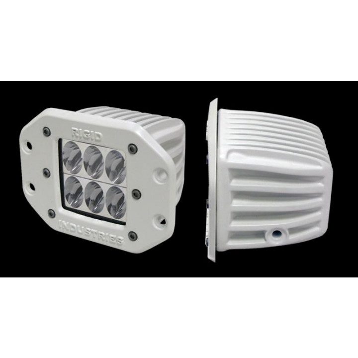 Rigid Industries 71111 - M-Series - Flush Mount - D2 - Wide - Single