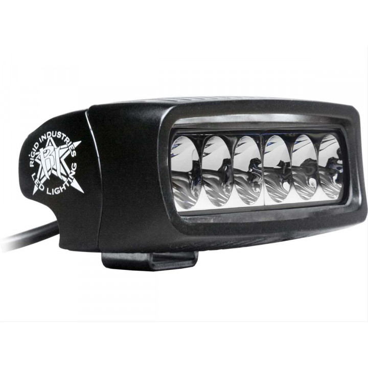 Rigid Industries 91431H - SR-Q2 Series High/Low Driving LED Light - (Surface Mount) - (Single)