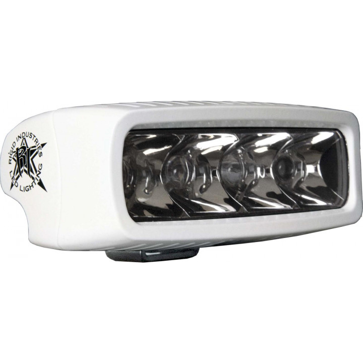 Rigid Industries 94421 - MSR-Q -Spot -White - Single