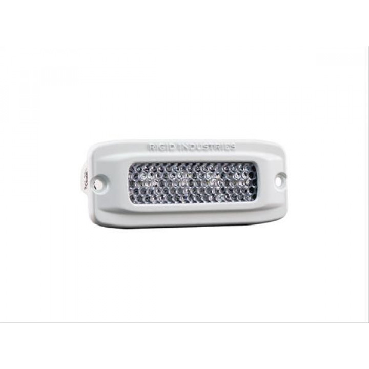 Rigid Industries 96450 - SR-Q RGB Marine Diffused LED Light - (Single)