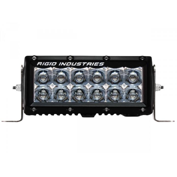 """Rigid Industries 10622 - 6"""" Amber Series - Spot"""