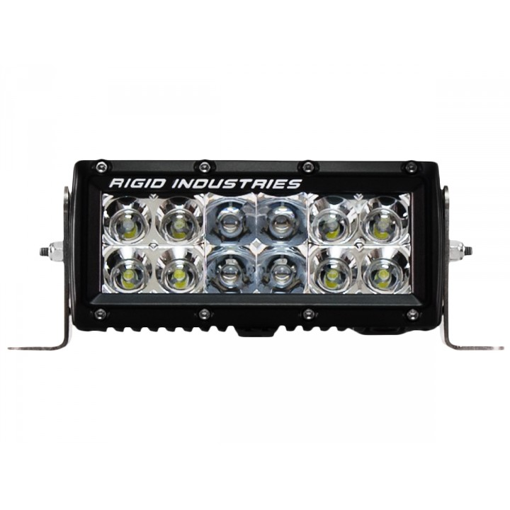 "Rigid Industries 10632 - 6"" Amber Series - Spot/Flood Combo"