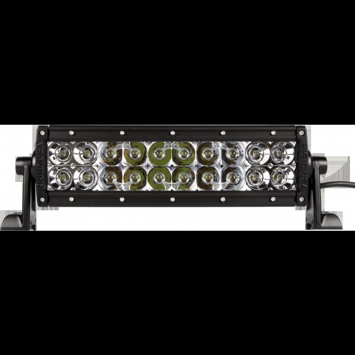 "Rigid Industries 11031 - 10"" E Series - Spot/Flood Combo"