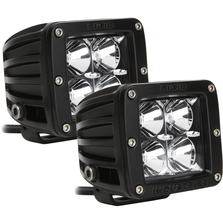 Rigid Industries 20211 - Dually - Flood - Set of 2