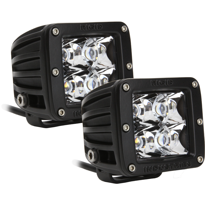Rigid Industries 20221 - Dually - Spot - Set of 2