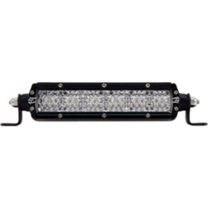 Rigid Industries 90651 - SR-Series, Hybrid LED Light Bar, 6 in., Diffused, Low Profile