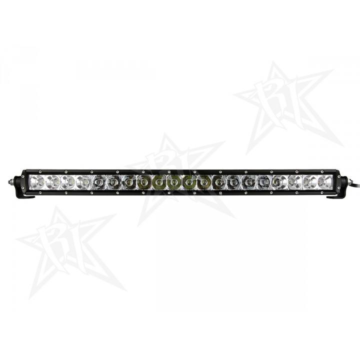 """Rigid Industries 92032 - 20"""" SR-Series - Spot/Flood Combo - Amber"""