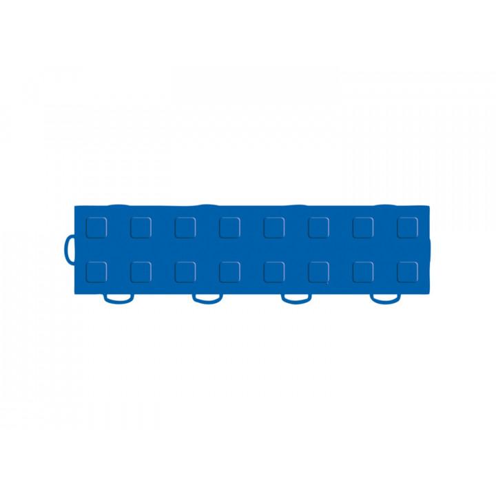 WeatherTech 51T312LL BL-BL - TechFloor - Garage Floor Tile - (Blue/Blue) - (Interlocking - Left Loop) - (3 in. x 12 in.) - (Pack of 10)