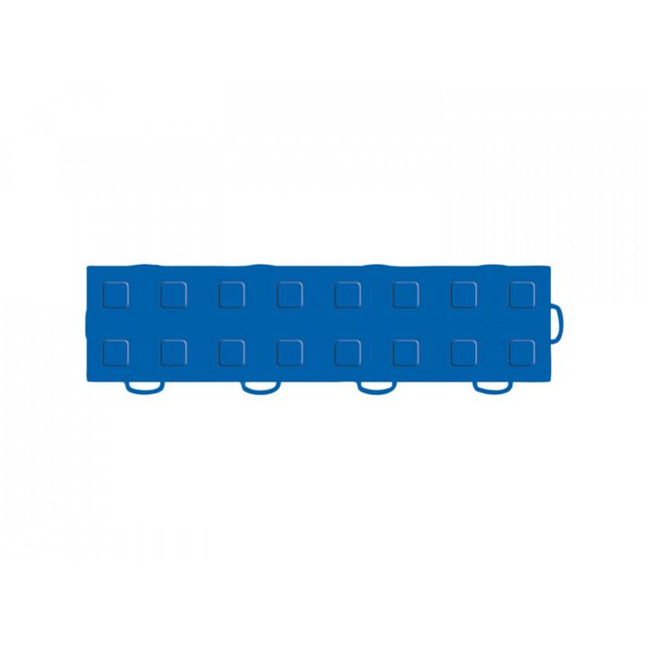WeatherTech 51T312RL BL-BL - TechFloor - Garage Floor Tile - (Blue/Blue) - (Interlocking - Right Loop) - (3 in. x 12 in.) - (Pack of 10)